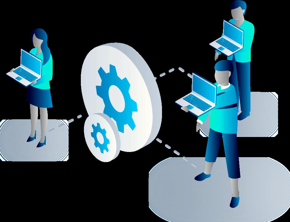 BlueScrum et son réseau de compétences pour accompagner votre transformation digitale